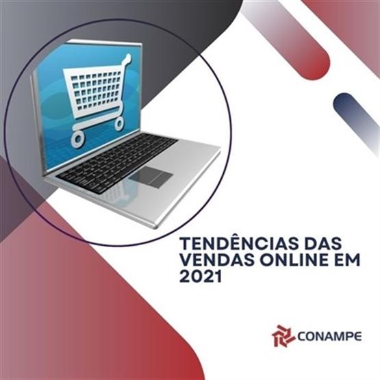 Tendências das vendas online em 2021